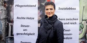 Wagenknecht sexy sarah 16 Scandalous