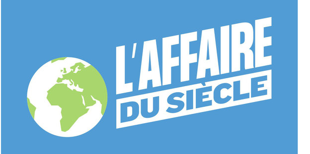 Logo: L'affaire du siecle