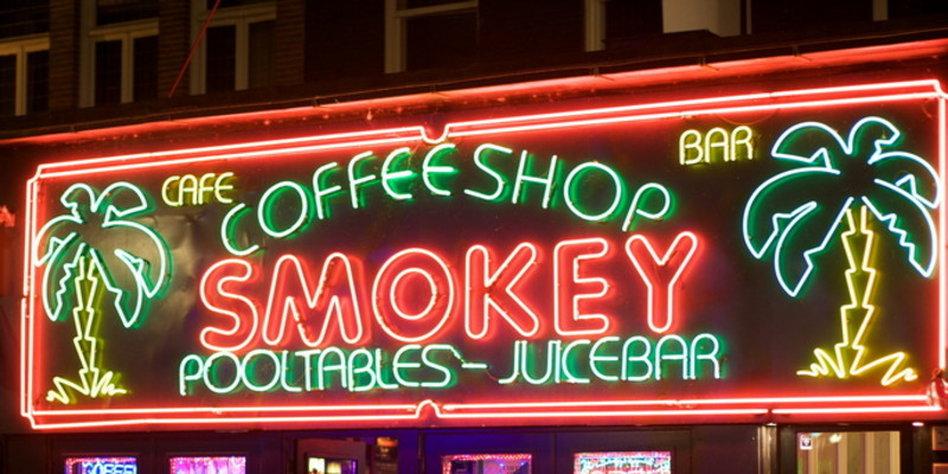 Niederlande Coffeeshop