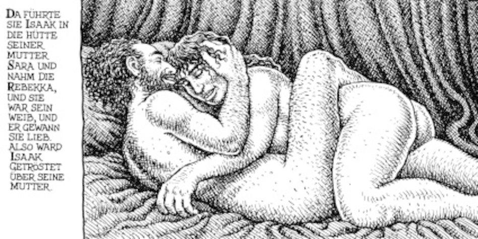 Was sagt die Bibel über vorehelichen Sex /