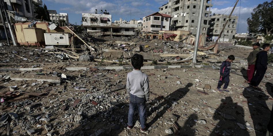 Konflikt Israel