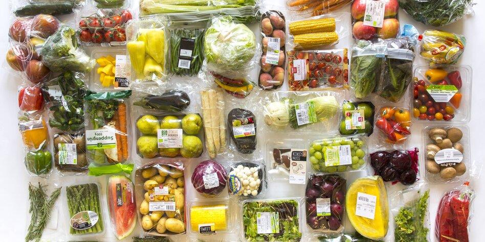Plastikverpackungen für Lebensmittel: Giftstoffe und Plastikberge