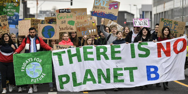 Kommentar Fridays For Future