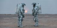 Ökonomische Vorherrschaft im Weltall: Most in space