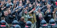 Prozess gegen Neonazi: Vermummt in Chemnitz