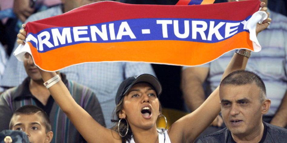 Armenien Und Turkei Wollen Grenzen Offnen Historische Annaherung Taz De