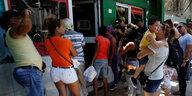 Versorgungskrise in der Karibik: Kuba in Not