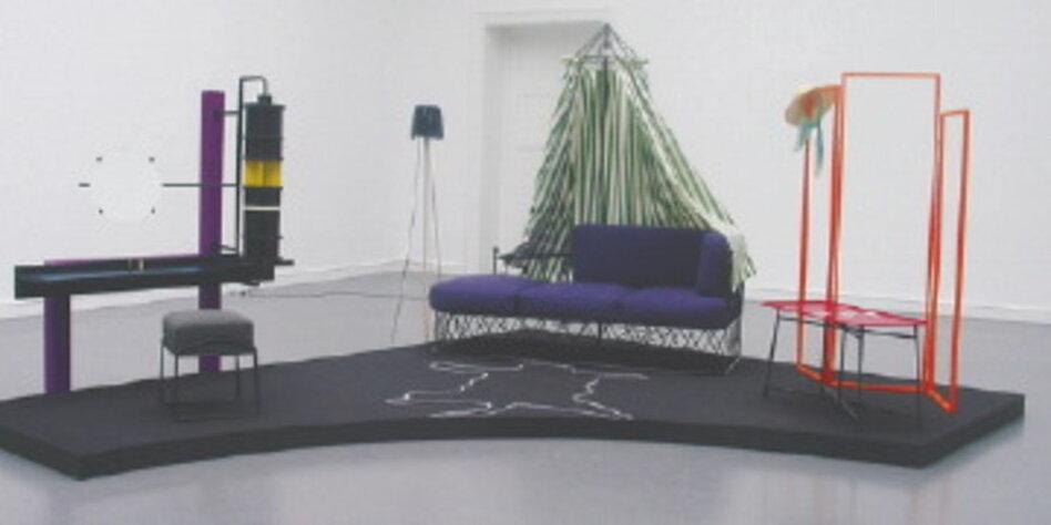 Designerin Laverrière in Baden-Baden: Moderne Anmutungen im Raum ...
