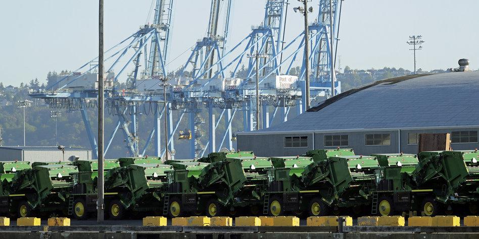 China schlägt zurück: Höhere Zölle auf US-Waren ab Juni