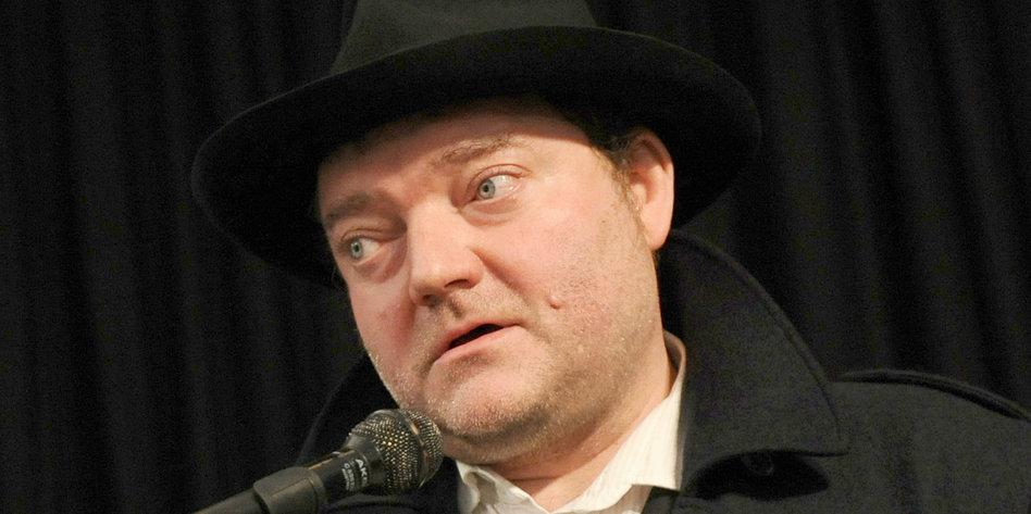 Radikaler Dichter, linker Großautor