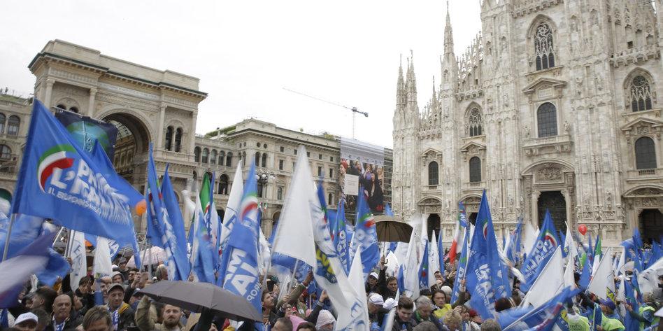 Österreichs Krise dämpft die Laune