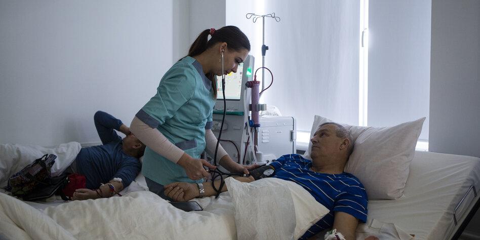 Patienten werden besser behandelt