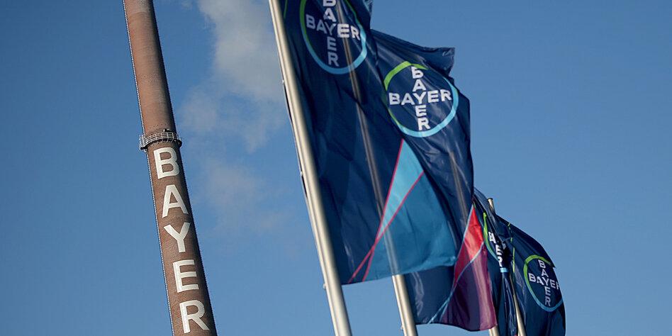 Bayer schickt falsche Journalistin