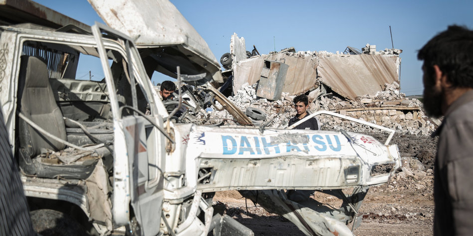 Syrien Krieg Usa