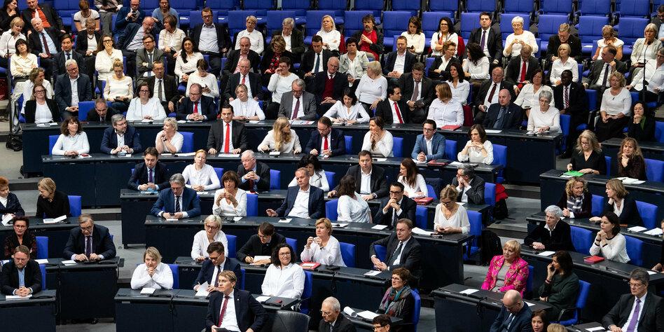 Frauenrat appelliert an Fraktionen