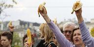 Europawahlkampf in Polen: Kreuze und Bananen