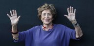 Castellina kandidiert zur Europawahl: Linke Grande Dame
