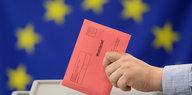 """Gastkommentar EU-Ausländer: Die """"europäischsten Europäer"""""""