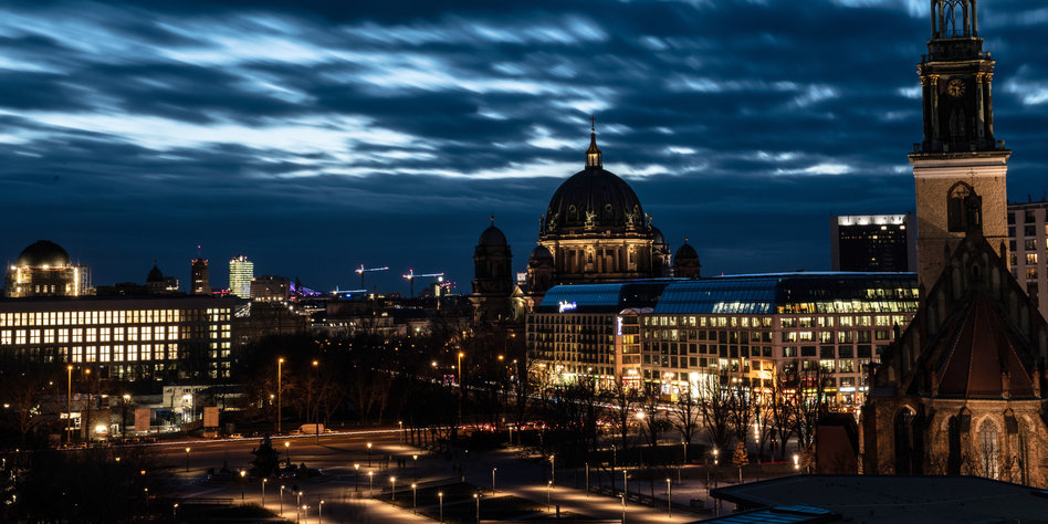 Wer Berlin sehen will, muss zahlen