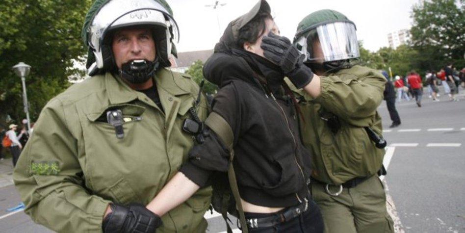 besondere waffen polizei berlin