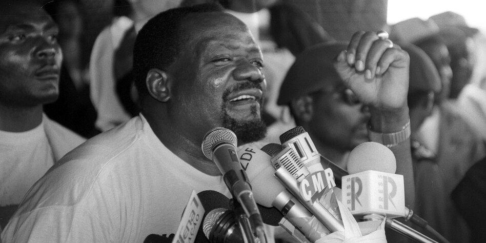 Jonas Savimbi und Étienne Tshisekedi: Zwei Tote bewegen