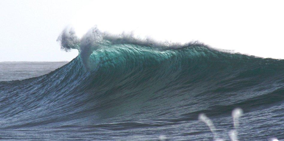 Was, wenn die Welle bricht?