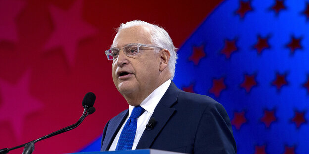 Porträt David Friedman