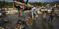 Krise in Venezuela: Überforderte Nachbarn