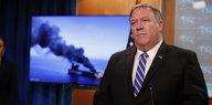 Angriffe auf Öltanker im Golf von Oman: Neue US-Vorwürfe an Teheran