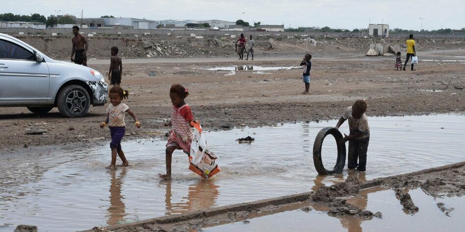 Rüstungsgüter an Jemen-Allianz:Berlin genehmigt Exporte für eine Milliarde