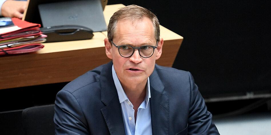 Berlin - Rot-rot-grüner Senat beschließt Verbot von Mieterhöhungen für fünf Jahre