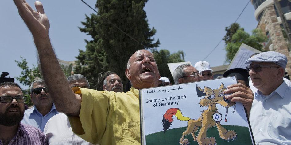 Bds Und Antisemitismus Jüdische Stimme Verliert Konto