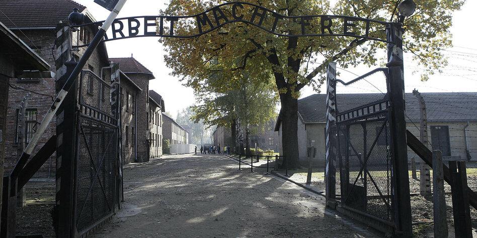 Der Pionier der Holocaustforschung