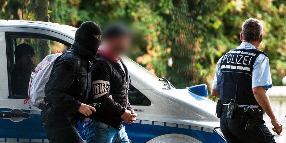 Neonazi-Gruppe angeklagt