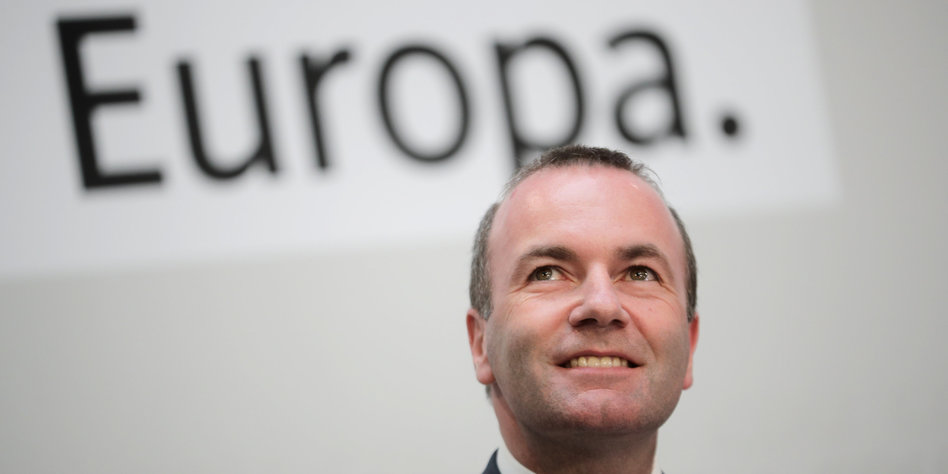 Keine Mehrheit für Weber im EU-Parlament in Sicht