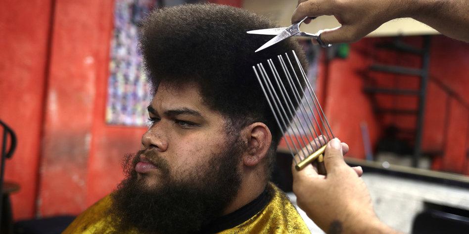Kalifornien Beendet Afro Verbote Kein Haar Ist Illegal Taz De