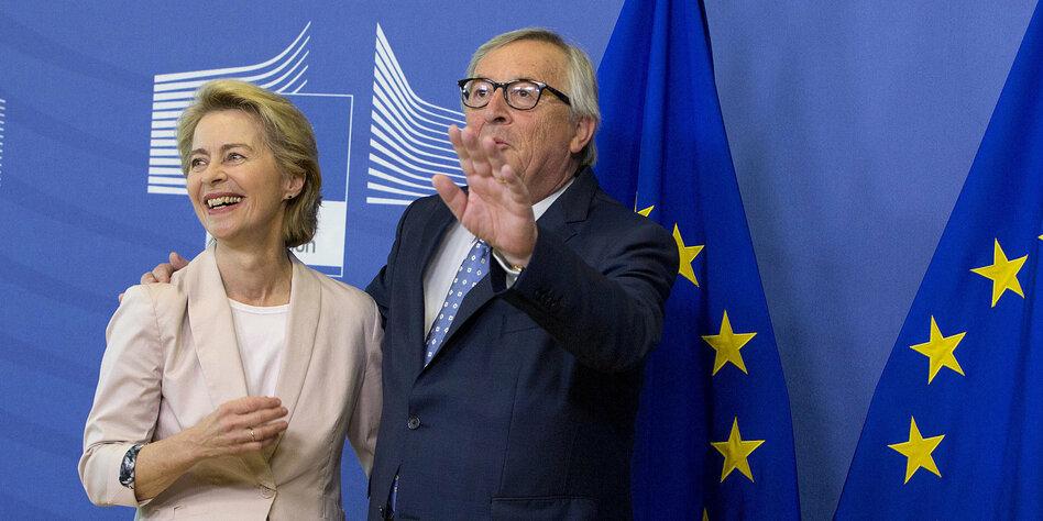 Image result for wikimedia commons vor der Leyen EU