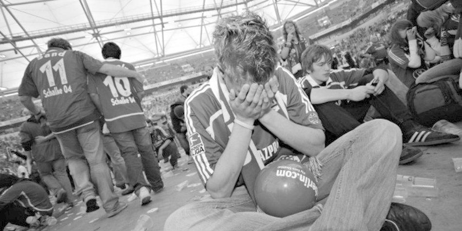Die Wahrheit Erst Beten Dann Treten Schalke Wird Heilig Tazde