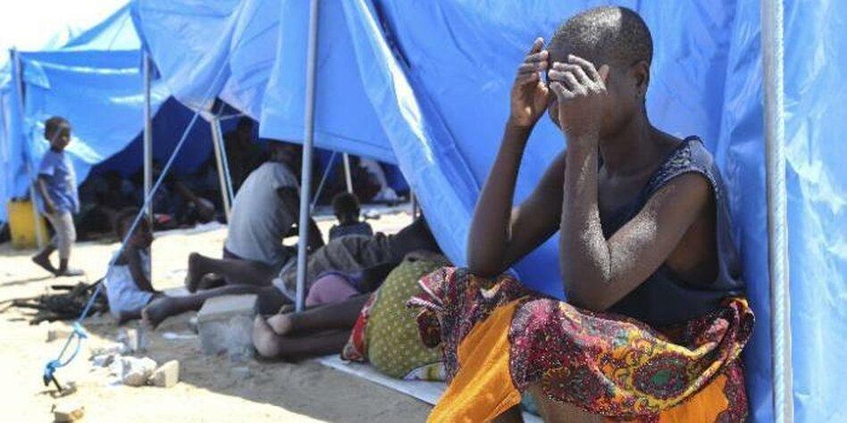 """""""Hungerbekämpfung ist möglich"""""""