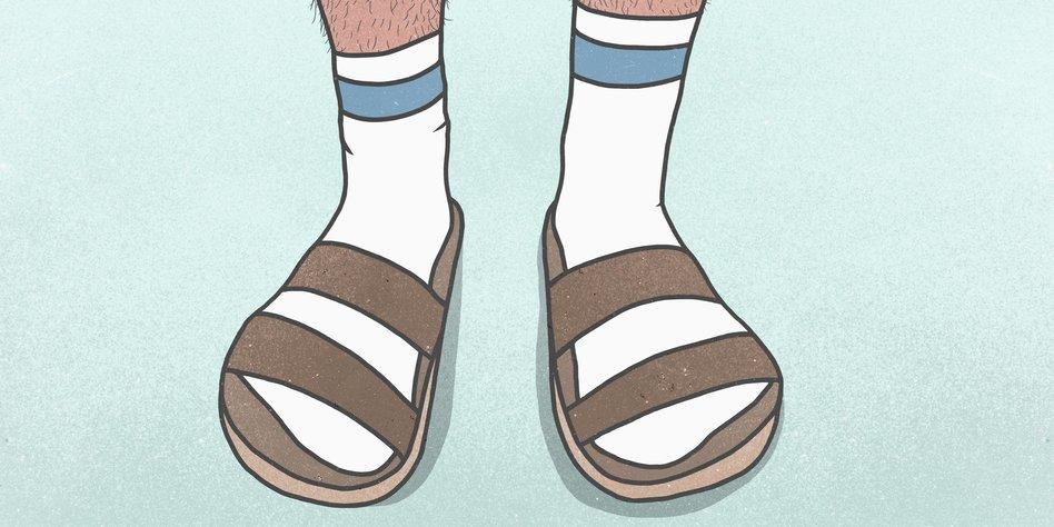 Die perfekten Sommertreter finden: Ein Schuh wie du