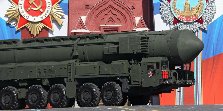 INF-Vertrag: Moskau macht USA für Ende des Abrüstungsabkommens verantwortlich