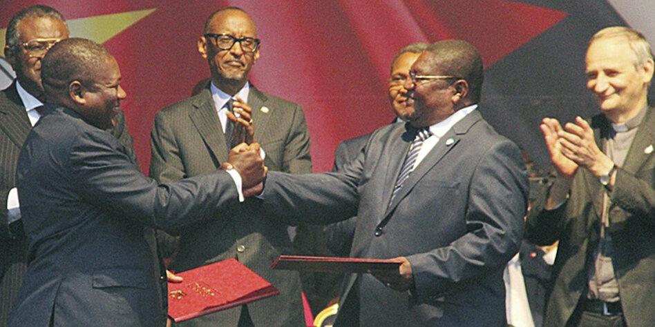 Hoffnungszeichen für Afrika