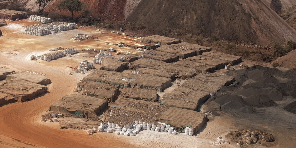 Congo mining crisis: closure of the largest cobalt mine in the world