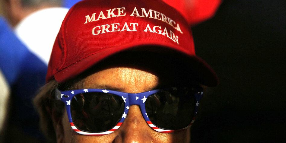 Wahlkampf Usa 2021