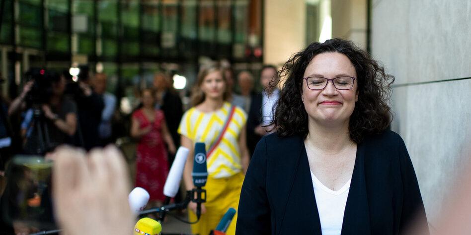 Joe Weingarten will in Bundestag