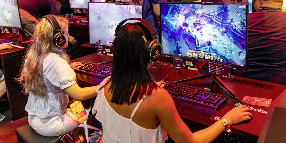 Computerspiele Für Frauen