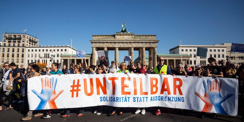 Berliner mögen ihre Demokratie