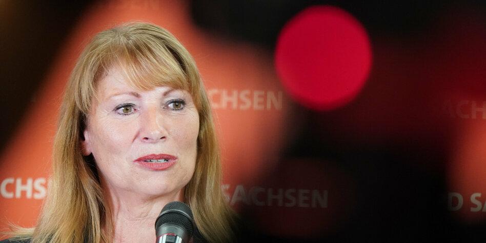 Morddrohungen gegen Petra Köpping