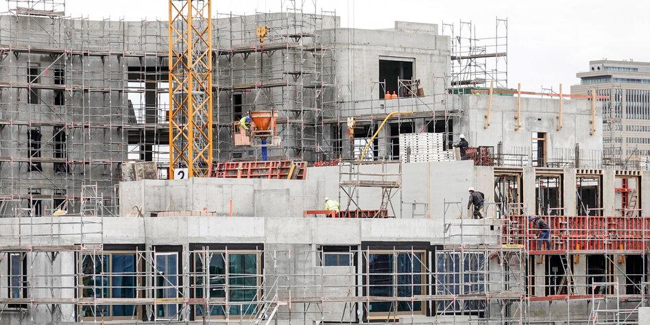 Immobilien-Lobby schlägt zurück