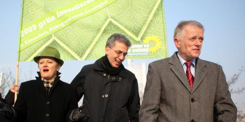 Grunen Politikerin Antje Hermenau Tarek Soll Den Hut In Den Ring